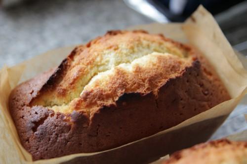 Lemon And Coconut Loaf Cake Uk